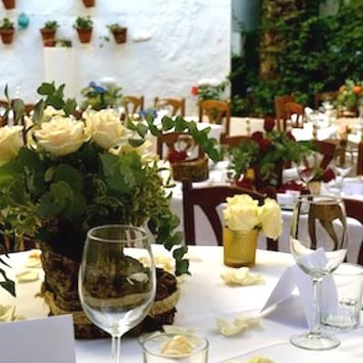 wedding venue in marbella - restaurant in Marbella